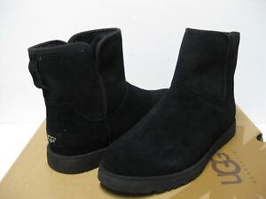 UGG CORY WOMEN ANKLE BOOTS SUEDE BLACK US 9 /UK 7 /EU 40