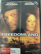 Freedomland (DVD, 2006) Samuel L Jackson, Julianne Moore - Free Post!