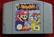 Super Smash Bros. Nintendo 64 N64 - European Version