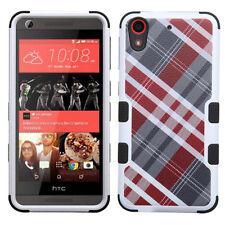For HTC Desire 626 / 626s / 530 Anti-Shock Case Hybrid Full Body Cover