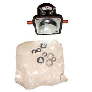 12 Volt Starter Solenoid Relay For D2AF11450AA Fits Ford 2000 3000 4000 5000 450