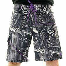 ZOO YORK City Real fade boardshorts