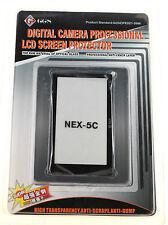 GGS LCD SCREEN PROTECTOR per SONY NEX 5C NUOVO ORIGINALE