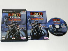Hunter The Reckoning Wayward Sony Playstation 2 PS2 Video Game Complete
