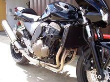 Kawasaki Z1000 2003-2006 R&G Racing black classic crash protectors bobbins bungs