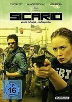 Sicario von Denis Villeneuve | DVD | Zustand sehr gut
