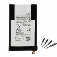 For Motorola Droid Maxx 2 XT1565 Moto X Play 3A Dual XT1543 XT1544 Battery FL40