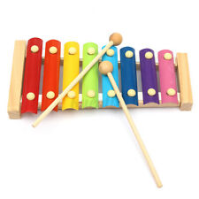 Wooden Musical Xylophone Piano Instrument Education Development Kid Toy Gifts