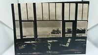 Vintage Postcard Hotel Kvikno Balestrand View from the Lounge 1950s Unused