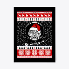 """Cozy Puggle Lover Christmas Tee Gift Poster - 18""""x24"""" Gift Poster - 18""""x24"""""""