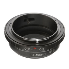 Canon FD Lens to Nikon 1 Mount Camera Adapter Ring For V1 V2 V3 J1 J2 J3 J4 J5