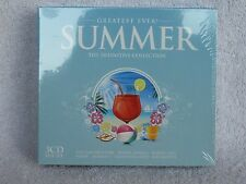 VARIOUS GREATEST EVER SUMMER 3 CD BOX SET - FREE UK P&P
