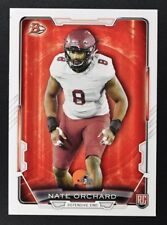 2015 Bowman #R78 Nate Orchard - NM-MT