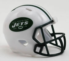 NFL American Football NEW YORK JETS Riddell SPEED Pocket Pro Helmet  LOOSE