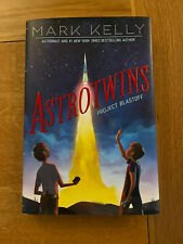 More details for astrotwins signed by both mark kelly & scott kelly