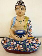 Brûle parfum porcelaine ancien de type Bouddha