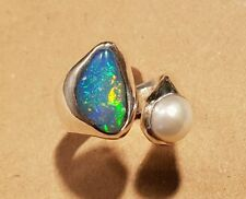 Handgefertigte Perle Echtschmuck aus Sterlingsilber