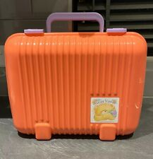 Vintage Bluebird Toys 1990 Forever Friends Gear Box Polly Pocket Type Carry Case