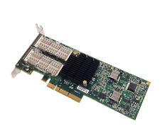 SOLE Scheda di rete 40GB/S 4X QDR Infiniband Host adattatore basso profilo