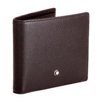 Montblanc Meisterstuck Men's Medium Soft Grain Leather Wallet 6CC 114460