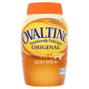 Ovaltine Nutritiously Delicious Original 800g Tub, Add Milk, Vegetarian