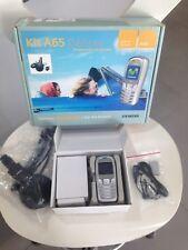 Siemens A65 +car Kit Portátil Original New Unlocked In Original Box