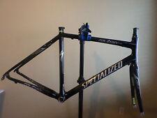 56cm Specialized Roubaix Comp Carbon Fiber Frame Frameset Road Bike Fork
