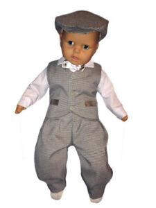 Taufanzug Festanzug Jungenanzug Baby Junge Kinder Hochzeit Anzüge 5tlg G6