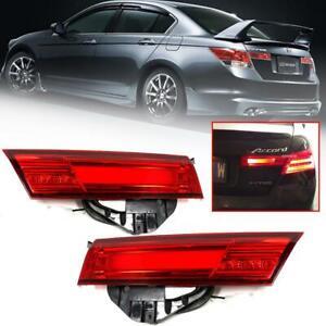 For 2008-2012 Honda Accord G8 Led Tail light Lamp only fit Japan Back Garnish