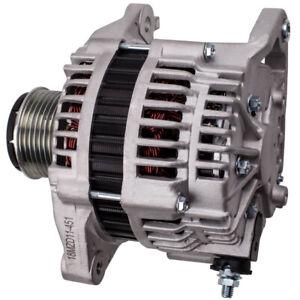Alternator Fit Nissan Navara D22 4WD ZD30ETI 3.0L diesel 2001-2009 7PV Pulley