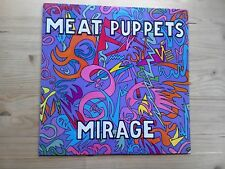 Meat Puppets Mirage Very Good Vinyl LP Record SST 100