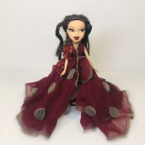 Bratz Katia Holiday Christmas Collectors Doll Eyelashes MGA Toy 2001
