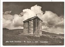 Alta Valle Brembana  -  M. Avaro  m. 2080  -  Cappelletta