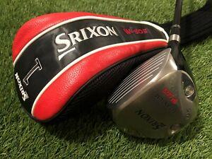 Srixon Titanium W505 Driver 10.5 degree loft S Flex R/H (#335)