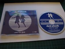 RIVAL SCHOOLS-Used for Glue Single CD