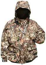 DRAKE WATERFOWL 211 SMALL EQWADER LST 3N1 PLUS 2 WADER COAT MAX4 CAMO 8449