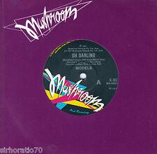 The MODELS Oh Darling / Yamaha Town 1987 OZ 45 Beatles