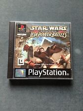 Star Wars Episode I: Jedi Power Battles (Sony PlayStation 1, 2000)