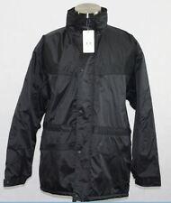 J8600 Men'sTrekka Black Waterproof/Windproof Jacket - Size (L) Large