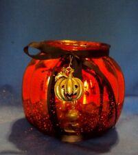 Tealight Pumpkin Holder Halloween