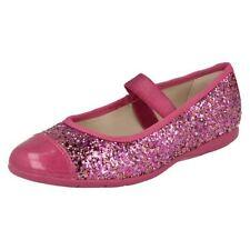 Chaussures décontractées rose pour fille de 2 à 16 ans, pointure 28