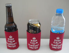 Manchester gift for him  Football Bottle & Can Cooler  BUY 2 GET 1 FREE!