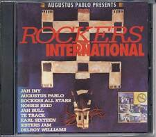Reggae Roots Comp Augustus Pablo Rockers International 1 Sealed CD Music Album