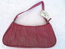 Donna Sharp Raspberry Ice Quilted JOSIE BAG  Handbag Bag Purse  NEW