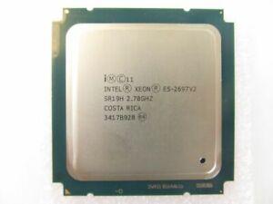 Intel SR19H E5-2697v2 2.7GHz 30mb 12-core CPU Processor Chip z5