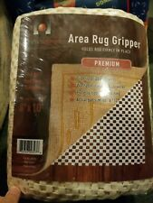 Home Legend 8' x 10' Area Rug Pad Gripper NEW Hard Surface Plus #0098559