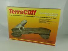 Lucky Reptile Terra Cliff Terrarium Stackable Rock Stone Replica Turtle Large BN