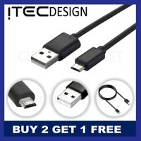 Heavyduty Design Extra Long Fast Charge Micro USB Data Sync Phone Charger Cable
