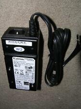 EXTRON Power Supply, New, 12vdc, 1A, p/n: 28-071-07LF, IEC cord