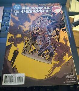 Hawk & Dove Vol 4 #2 VF/NM DC Comics